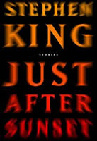 Just after Sunset 1st edition Cover