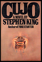 Cujo 1st edition Cover