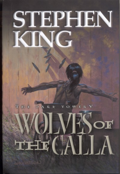 Wolves of the Calla Artist ed